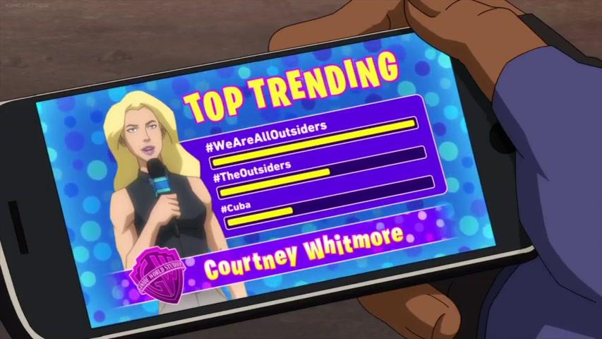 Courtney Whitmore(Stargirl) (Earth-16)