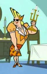 Female Johnny Bravo