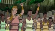 Wonder Woman Bloodlines 3836