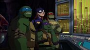 Batman vs TMNT 3066