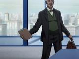 Lucius Fox (DCUAOM)
