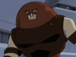 Cain Marko(Juggernaut)