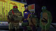 Batman vs TMNT 3076