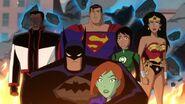 Justice League vs the Fatal Five 1634