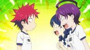 Food Wars Shokugeki no Soma Season 3 Episode 1 0392