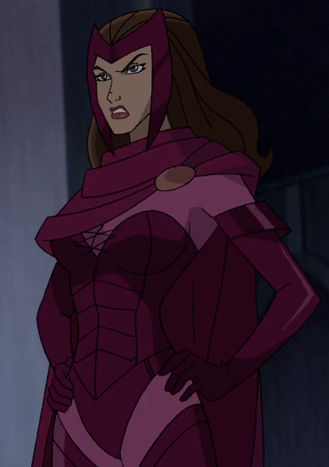 Wanda Maximoff (Scarlet Witch) (Earth-8096)