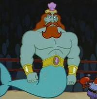 King Neptune XIV