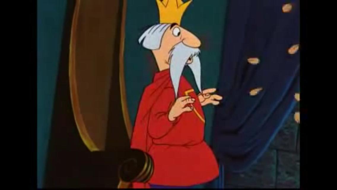 King Arthur(Looney Tunes)