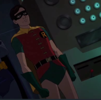 Dick Grayson(Robin) (Batman vs. Two-Face 2017)
