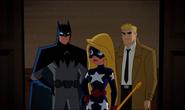 Justice League Action Women (1123)