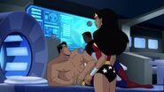 Justice League vs the Fatal Five 1218