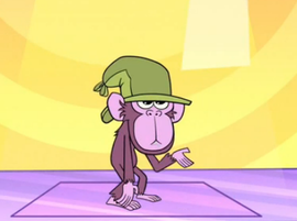 Detective Chimp(Teen Titans Go!)