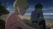 Teen Titans the Judas Contract (912)