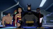 Justice League vs the Fatal Five 1245