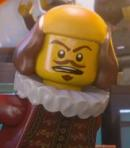 William Shakespeare(Lego Universe)
