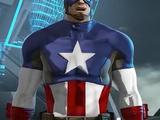 Steve Rogers(Captain America) (Earth-101001)