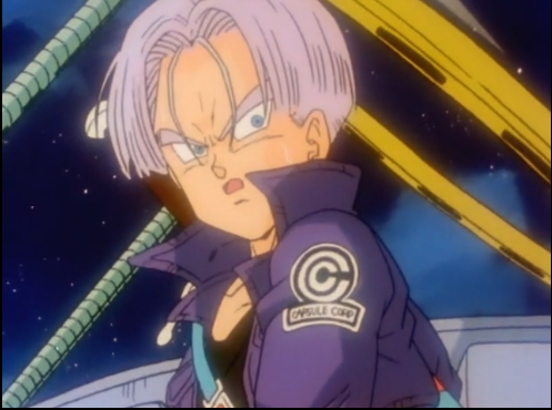 Future Trunks Briefs(Cell's Timeline)