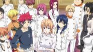 Food Wars! Shokugeki no Soma Season 3 Episode 15 0646