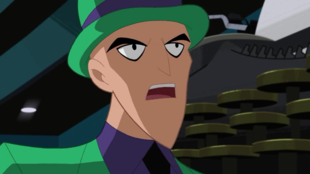 Edward Nygma(The Riddler) (Justice League Action)