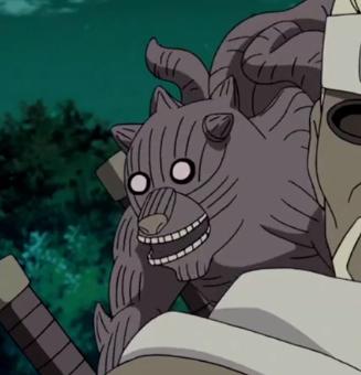 Gyuki (Killer Bees Infinite Tsukuyomi)