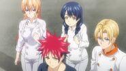 Food Wars! Shokugeki no Soma Season 3 Episode 19 0537