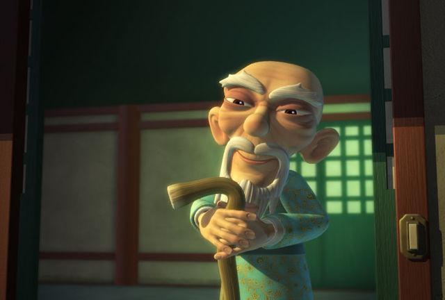 Master Hong