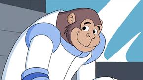 Reggie (Space Ape at the Cape)