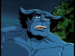 Dr. Hank McCoy(Beast)