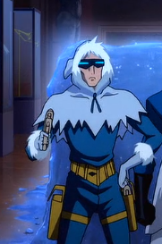 Captain Cold(Justice League: The Flashpoint Paradox)