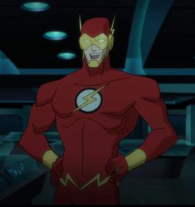 Flash(Batman Unlimited)