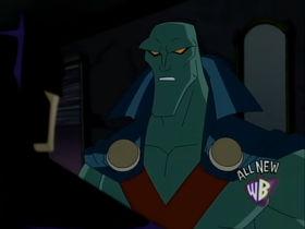 J'onn J'onzz(Martian Manhunter) (The Batman)