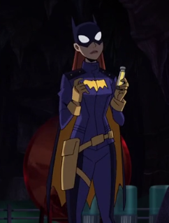 Barbara Gordon(Batgirl) (Batman vs. Teenage Mutant Ninja Turtles)