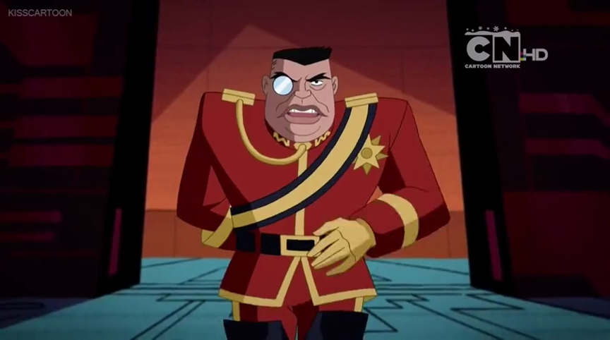 Virman Vundabar(Justice League Action)