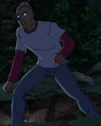 Jaycen(Flint) (Earth-12041)
