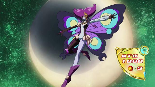 Lunalight Purple Butterfly