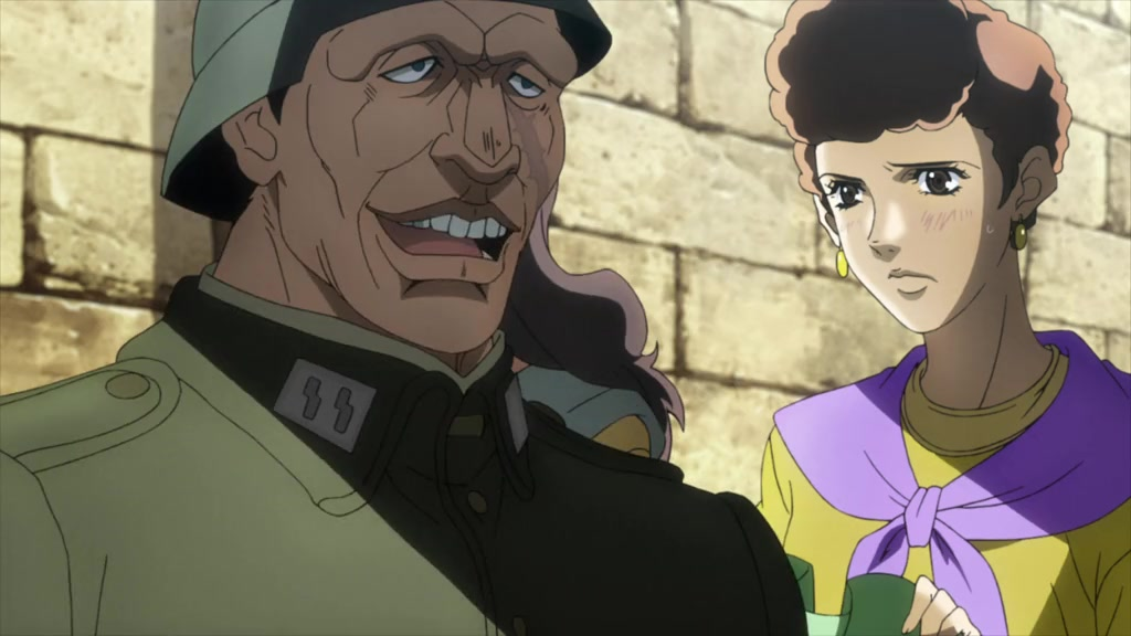 Stroheim's Servants