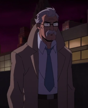James Gordon (Batman vs. Teenage Mutant Ninja Turtles)