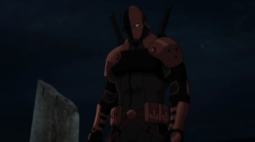 Slade Wilson(Deathstroke) (Earth New 52)