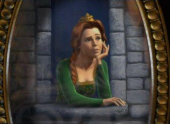 Princess Fiona of Far Far Away