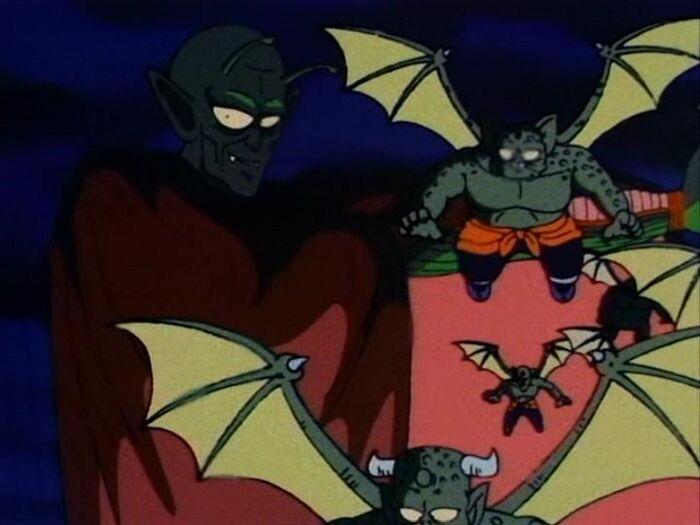 King Piccolo's Demon Clan
