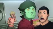 Teen Titans the Judas Contract (758)