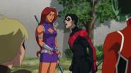 Teen Titans the Judas Contract (444)