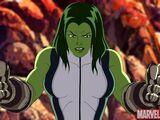 Jennifer Susan Walters(She-Hulk) (Earth-12041)