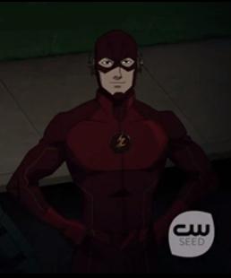 Barry Allen(Flash) (Vixen Shorts)