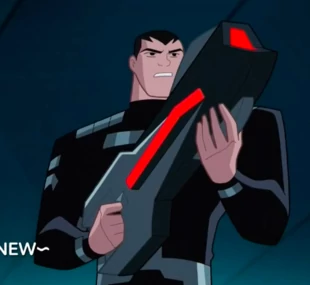 General Zod(Justice League Action)