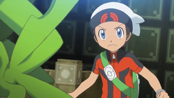 Brendan(Pokemon ORAS Trailer)