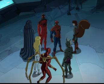Amadeus Cho (Iron Spider)