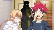 Food Wars! Shokugeki no Soma Season 3 Episode 19 1006