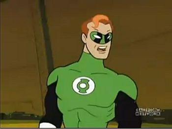 Hal Jordan (Duck Dodgers)