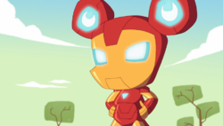 "Anthony ""Tony"" Stark(Iron Mouse)"